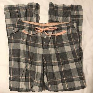 Gilligan & O'Malley Flannel Pajama Bottoms